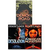 Derek Landy Demon Trilogy