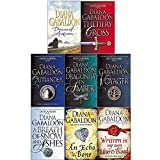 Outlander Series By Diana Gabaldon 8 Books Collection Set (Book 1-8) (Outlander, Dragonfly, ...