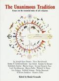 Unanimous Tradition Essays on the Essential Unity of All Religions