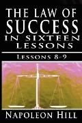 The Law of Success, Volume VIII and IX: Self Control and Habit of Doing More than Paid for b...