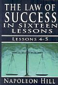 Law of Success The Habit of Saving & Initiative and Leadership by Napoleon Hill