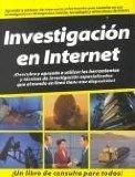 Investigacion En Internet (Spanish Edition)
