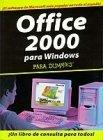 Office 2000 para Windows para Dummies