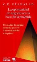 La Oportunidad de Negocions En la Base de la Piramide