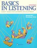 Basics in Listening Short Task for Listening Development