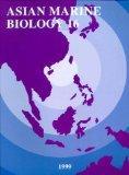 Asian Marine Biology 16 (1999)