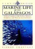 Marine Life of the Galapagos A Diver's Guide to the Fishes, Whales, Dolphins and Other Marin...