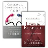 Love and Respect (Paperback) / Cracking the Communication Code, 2 Volumes with DVD By: Emers...