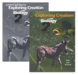 Apologia Exploring Creation with Biology & Solutions & Test Book, 2 Volumes, 2nd Edition By:...