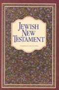 Jewish New Testament: A Translation of the New Testament That Expresses Its Jewishness
