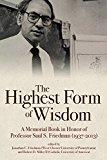 The Highest Form of Wisdom