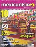 Revista mexicanísimo. Abrazo a una pasión. Número 76. Trajineras de Xochimilco, Ciudad de Mé...