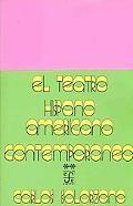 Teatro Hispanoamericano Contemporaneo Antologia (Latin American Contemporary Theater an Anth...