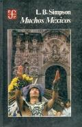 Muchos Mexicos (Historia) (Spanish Edition)