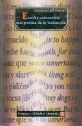 Escriba Subversiva Una Poetica De La Tra (Spanish Edition)