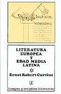 Literatura Europea y Edad Media Latina, I