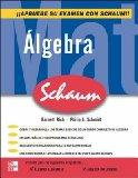 Algebra Schaum