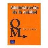 Administracion de La Calidad (Spanish Edition)
