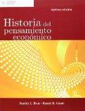 Historia del pensamiento economico/ The Evolution of Economic Thought (Spanish Edition)