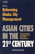 Asian Cities in the 21st Century Contemporary Approaches to Municipal Management  Reforming ...