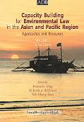 Capacity Building For Environmental Law In The Asian And Pacific Region Approaches And Resou...