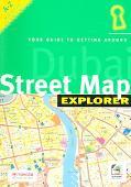 Dubai, Street Map Explorer