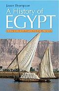 History of Egypt From Earliest Times to the Present