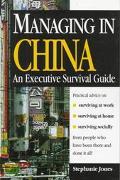 MANAGING IN CHINA