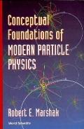 Conceptual Foundations of Modern Particle Physics: Conceptual Evolution of the New Disciplin...