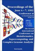 Bioinformatics, Supercomputing and Complex Genome Analysis: International Conference