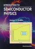 Introduction to Semiconductor Physics