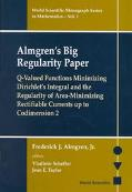 Almgren's Big Regularity Paper Q-Valued Functions Minimizing Dirichlet's Integral and the Re...