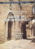 Classical and Quantum Nonlocality International School of Cosmology and Gravitation XVI Cour...