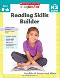 Scholastic Study Smart: Reading Skills Builder