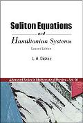 Soliton Equations and Hamiltonian Systems