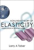 Nonlinear Theory of Elasticity Applications in Biomechanics