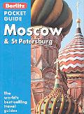 Berlitz Moscow and St. Petersburg Pocket Guide