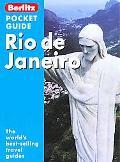 Berlitz Pocket Guide: Rio de Janeiro