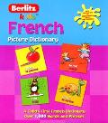 Berlitz Kid's French Picture Dictionary