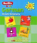 Berlitz Kid's German Picture Dictionary