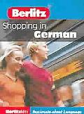 Berlitz Mini Guide Shopping in German