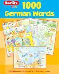 Berlitz 1000 German Words