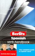 Berlitz Spanish Verb Handbook