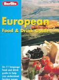 Berlitz European Food & Drink Guide