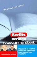 Berlitz German Vocabulary Handbook