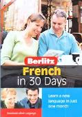 Berlitz French in 30 Days