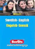 Berlitz Swedish English Dictionary/ Engelsk Svensk Ordbok Engelsk - Svensk