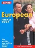Berlitz European Phrase Book