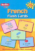 Berlitz French Flash Cards