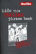 Berlitz Hide This Italian Phrase Book